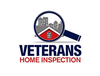 Veterans Home Inspection Logo Design Concepts #26