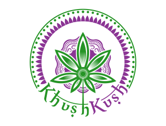 Khush Kush logo design
