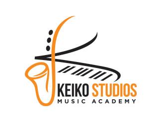 Keiko Studios logo design