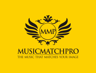 Musicmatchpro logo design