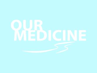 Our Medicine Film logo design