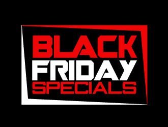 Black Friday Specials logo design