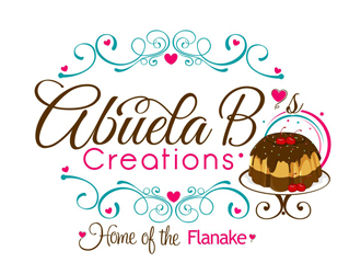 Abuela B's Creations logo design by veron
