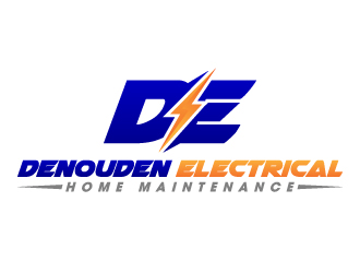 Denouden Electrical Home Maintenance Logo Design Concepts 14