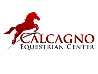 Calcagno Equestrian Center Logo Design 48hourslogo Com