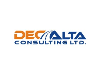 DECAlta Consulting Ltd. logo design