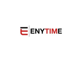 enytime logo design