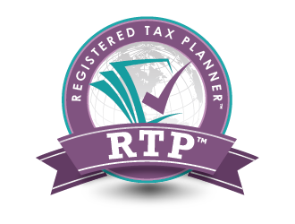 Registered Tax Planner™ logo design