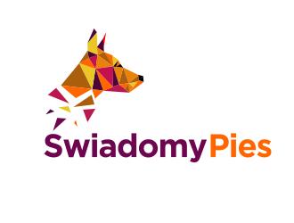 Świadomy Pies logo design