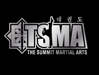 The Summit Martial Arts logo design