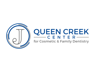 Queen Creek Center for Cosmetic & Family Dentistry logo design