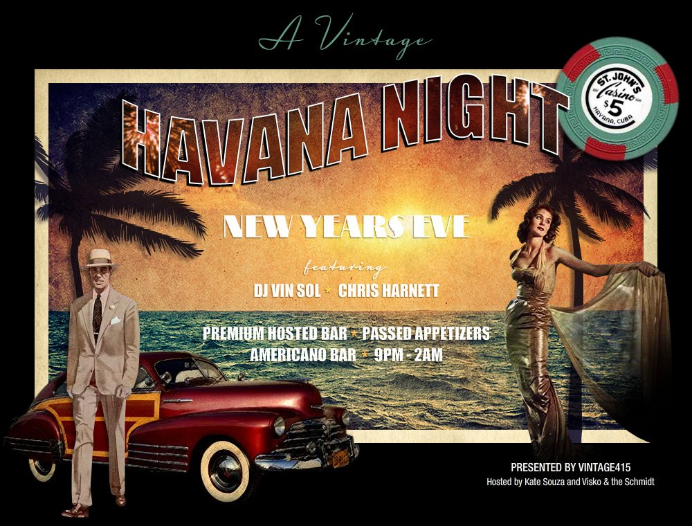 Havana Nights at the Oasis 2016 presented by St. Dominic ...
