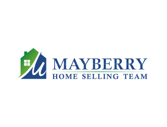 Mayberry Home Selling Team logo design
