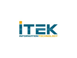 ITek logo design