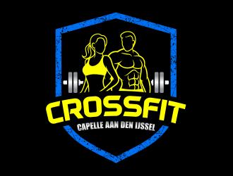 CrossFit Capelle aan den IJssel logo design