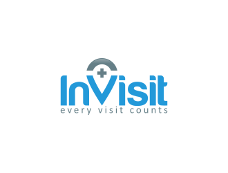 InVisit logo design