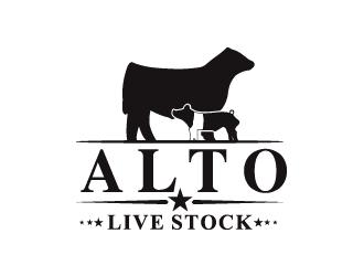 Logo Design  Ranch House Designs  Cattle Livestock