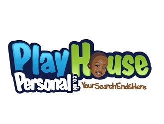 PLAYHOUSEPERSONAL logo design