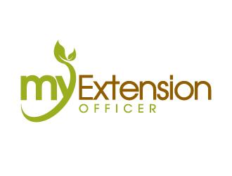 My Extension Officer logo design
