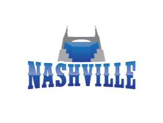 Contractors Of Nashville Logo Design