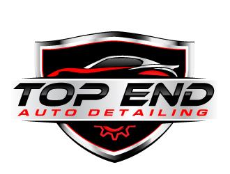 Top End Auto Detailing Logo Design 48hourslogo Com