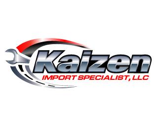 Kaizen Import Specialist, LLC logo design
