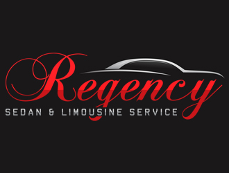 Regency Sedan & Limousine Service logo design