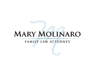 Mary Molinaro Family Law Attorney logo design