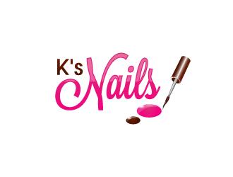 nails logo design