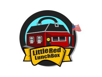 Little Red Lunch Box logo winner