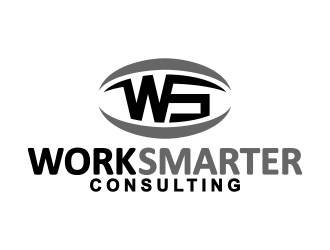 Work Smarter logo design