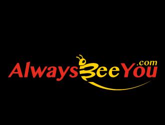 AlwaysBeeYou  or AlwaysBeeYou.com logo design