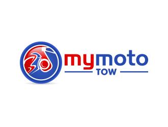 My Moto Tow logo design