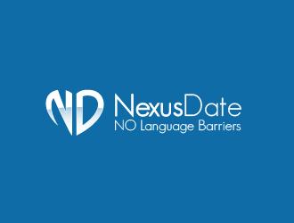 Nexus Date logo design
