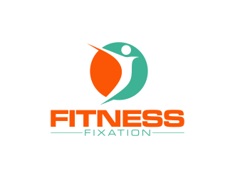 Fitness Fixation logo design
