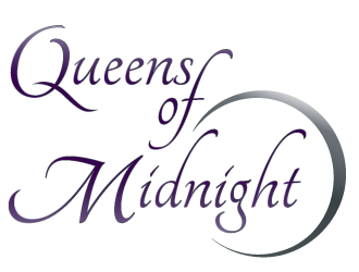 Queens of Midnight logo design