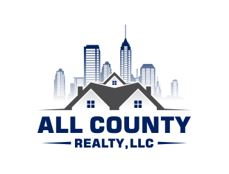 All County Reality, LLC. logo design