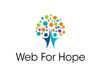 Web For Hope logo design