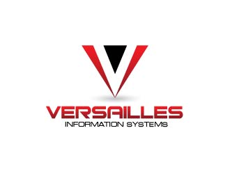 Versailles Information Systems logo design