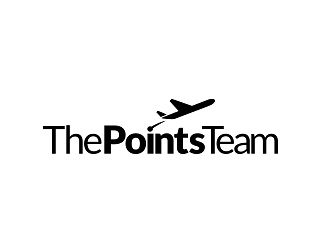 The Points Team logo design