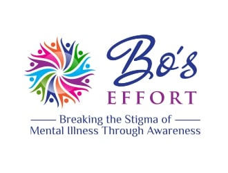 Bo's Effort logo design