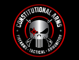 Constitutional Arms logo design