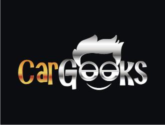 CarGeeks logo design