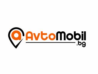 Avtomobil.bg logo design