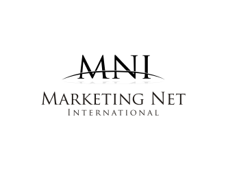 Marketing Net International logo design