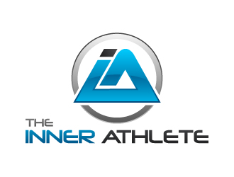 The Inner Athlete logo design