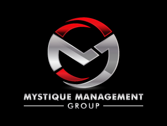 Mystique Management Group logo design