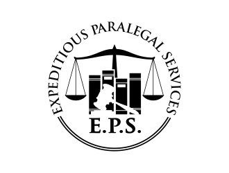 Expeditious Paralegal Services logo design
