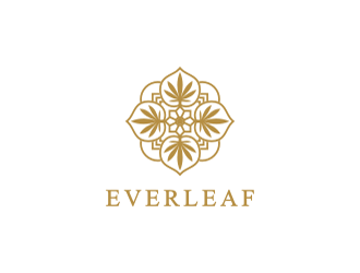 Everleaf logo design