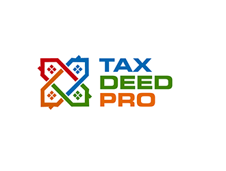 Tax Deed Pro logo design